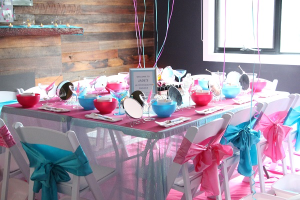 Tween Pamper Party - Polka Dot Entertainment