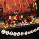 Tween Hollywood Gold Class Party