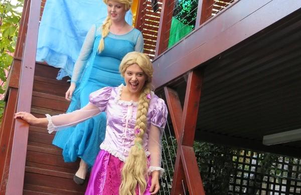 Princess Party Game Ideas